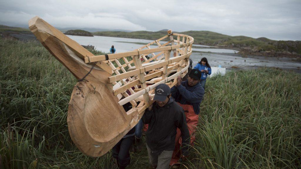 A Kayak To Carry Us Image