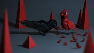 Oh Corbeau! Oh Corbeau! (Oh Crow! Oh Crow!) promo photo