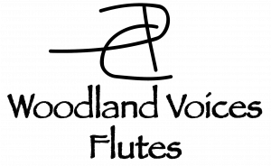 Woodland Voices Flutes Logo