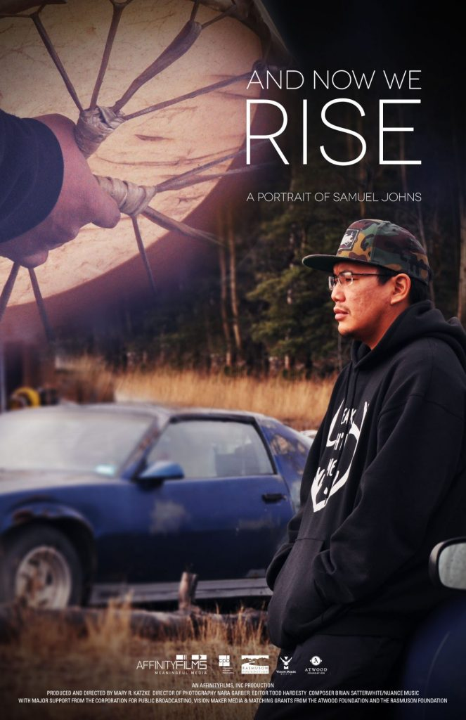 And Now We Rise Poster