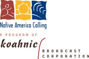 Koahnic Native American Calling Logo