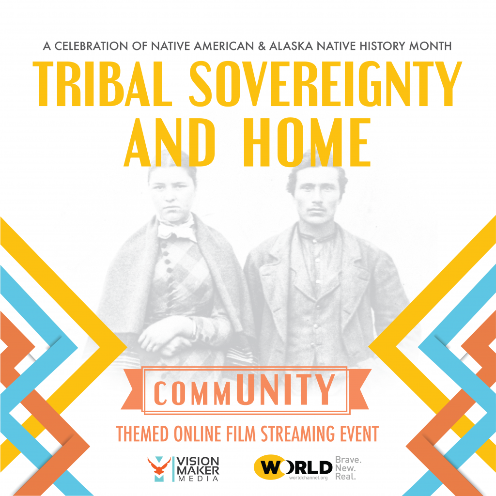 Tribal sovereignty & Home Streaming Event ad