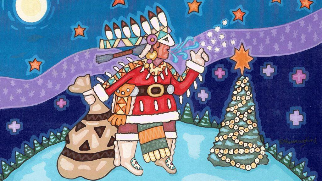 12 Days of Native Christmas