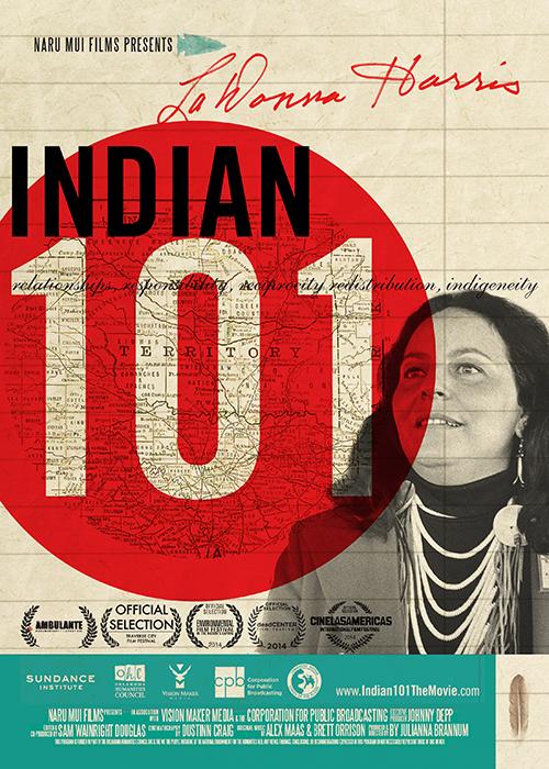 LaDonna Harris: Indians 101