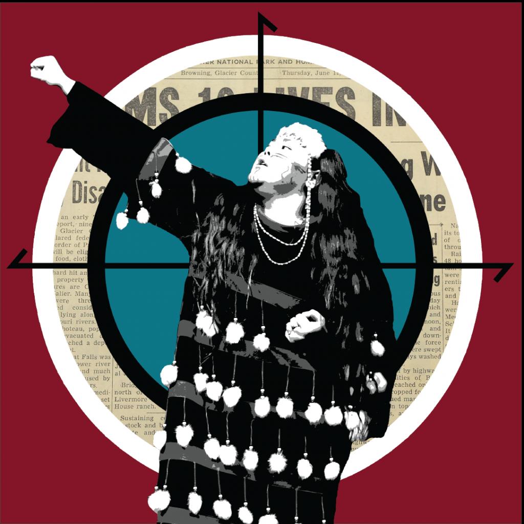 Herald Native Women artwork